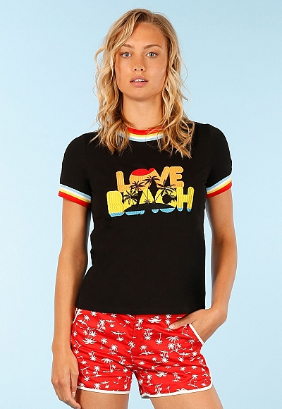 LOVE BEACH T-SHIRT