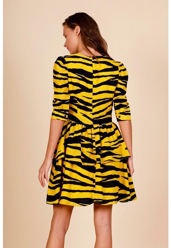 TIGER DRESS - 4370