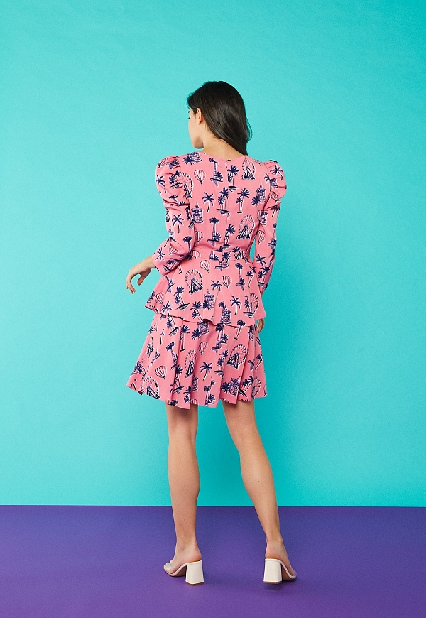 YANA DRESS - 4595